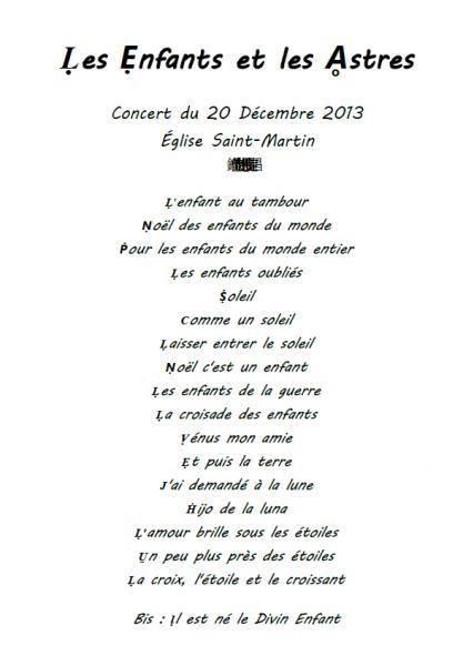 2013-concert-les-enfants-et-les-astres-programme